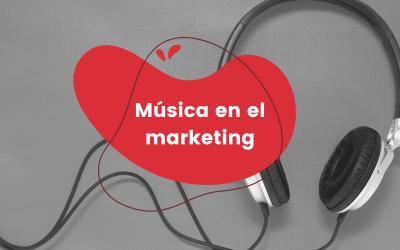 La importancia de la música en el marketing