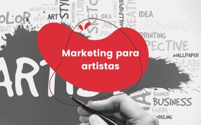Tips de marketing para artistas